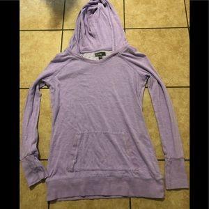 Alo pullover lightweight sweatshirt